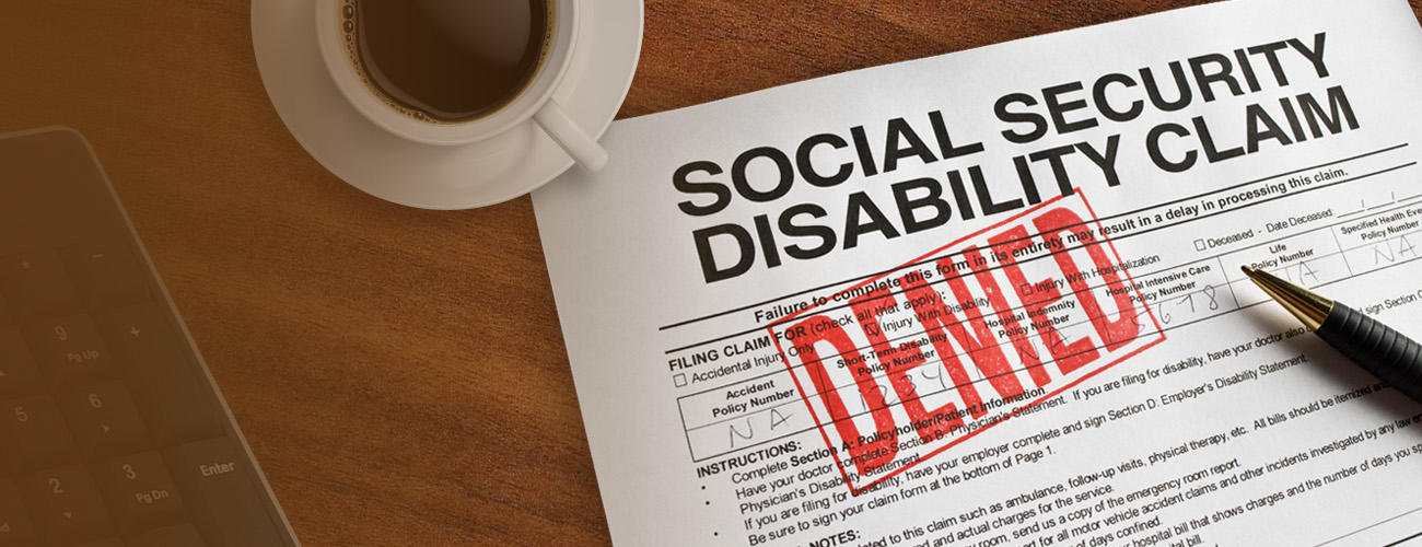 Social Security Disability Denied Claim Lawyer